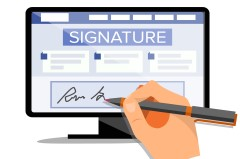 Checks By Phone Electronic Signature Capture